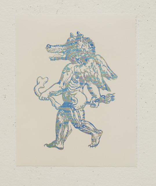 Ronald Ventura, 'Guardian 2,' 2012, STPI