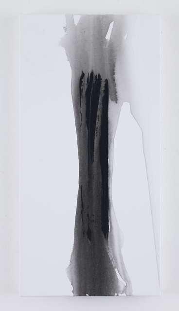 , 'Self-Portrait (Freehand 58),' 2013, Galerie Krinzinger