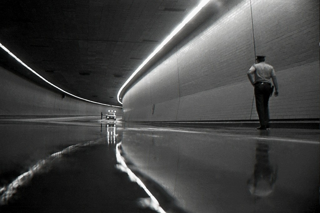 Tunnel – REJEAN MELOCHE – available to buy at theprintatelier.com
