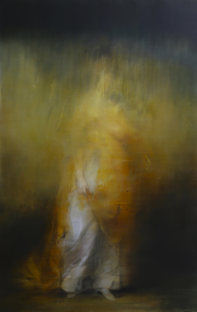 Jake Wood-Evans, 'Mrs Grace Dalrymple Elliott, after Gainsborough', 2019, Unit London