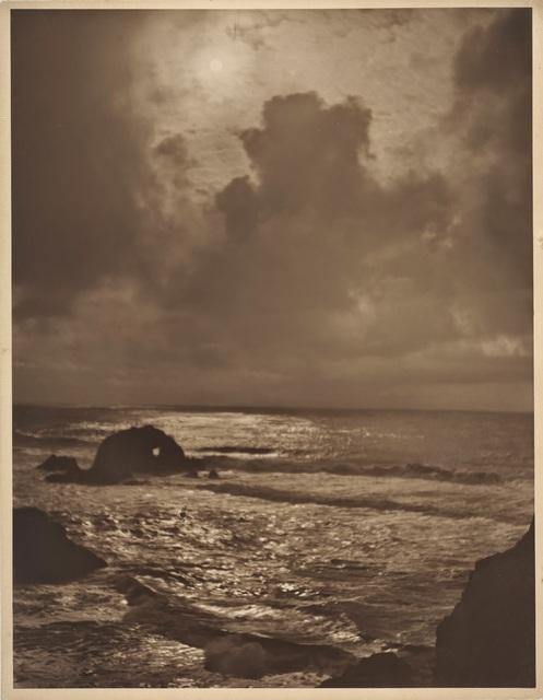 , 'Seal Rocks,' 1915, de Young Museum