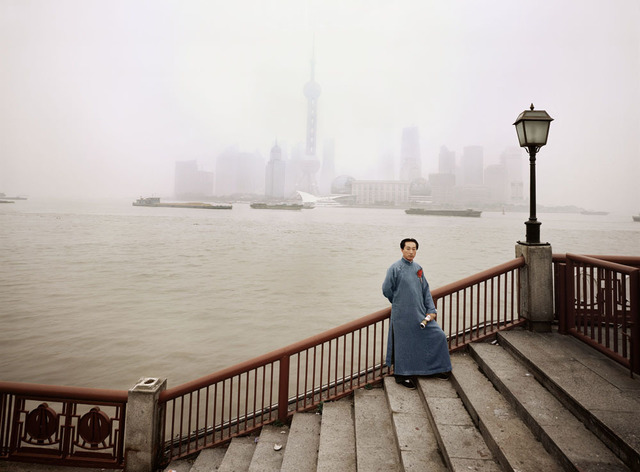 , 'In Shanghai [在上海],' 2008, OFOTO&ANART