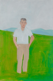 Alex Katz, 'Portrait of Irvin N. Ives,' ca. 1957, Sotheby's: Contemporary Art Day Auction