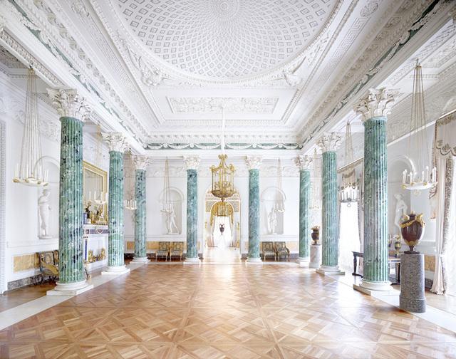 , 'Pavlovsk Palace Pavlovsk III 2014,' 2014, Ben Brown Fine Arts