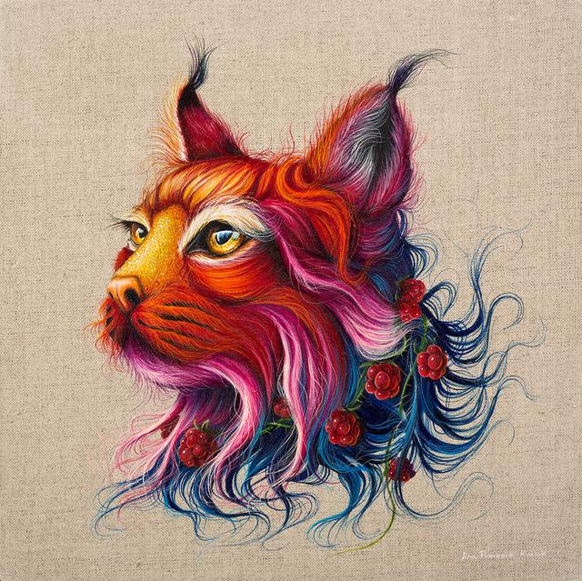 , 'Lynx,' , Corey Helford Gallery