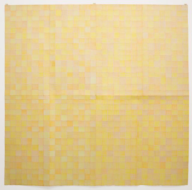 Célio Braga, 'Amarelado (da Série Ladainhas)', 2014, Galeria Pilar
