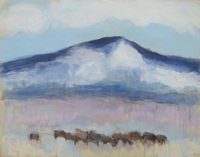 , 'Beaverhead Reds Dr. #2,' 2014, Valley Fine Art