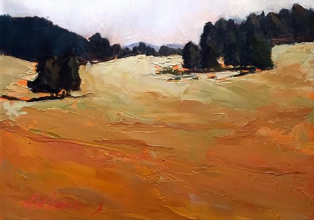 , 'Elk Meadow Morning,' , Bitfactory Gallery