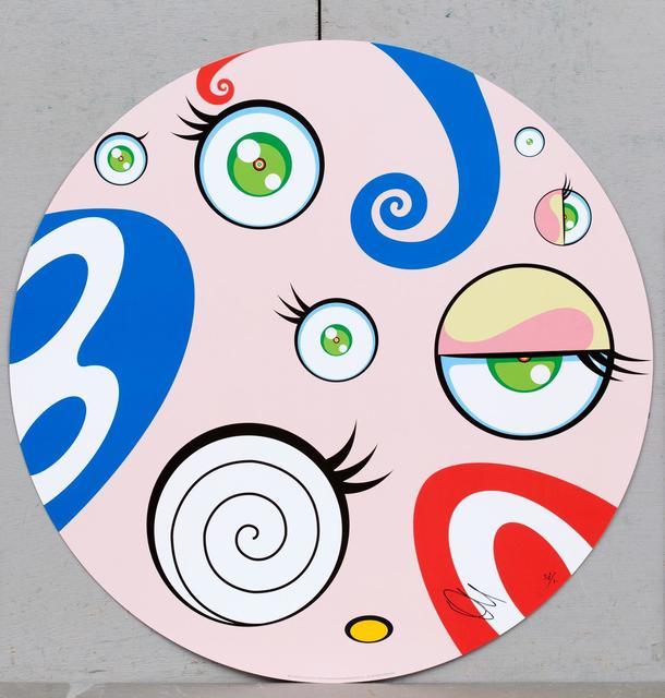 Takashi Murakami, 'We Are The Square Jocular Clan ', 2019, Print, Digital Print, Ode to Art