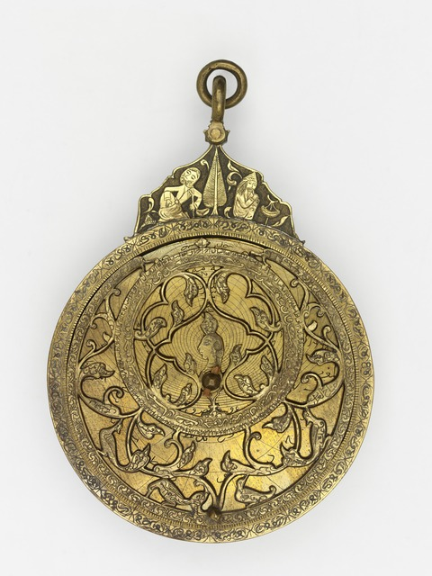 , 'Astrolabe, Iran,' 1650-1800, Victoria and Albert Museum (V&A)