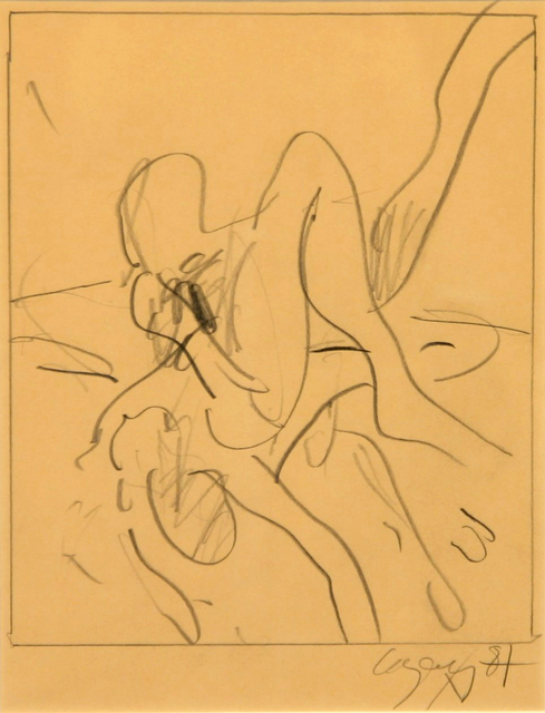 , 'Study 2,' 1987, Rumi Galleries