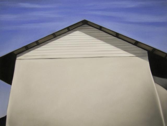 , 'Ojo Sarco Back Wall Roof 18-20,' 2018, Ventana Fine Art