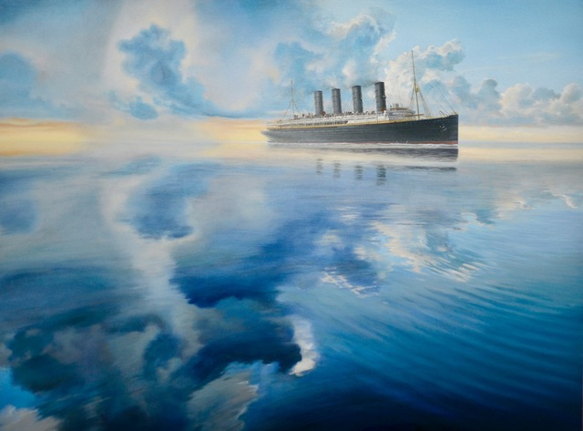 , 'RMS Lusitania - Speed & Stealth,' 2014, Bernarducci Meisel Gallery