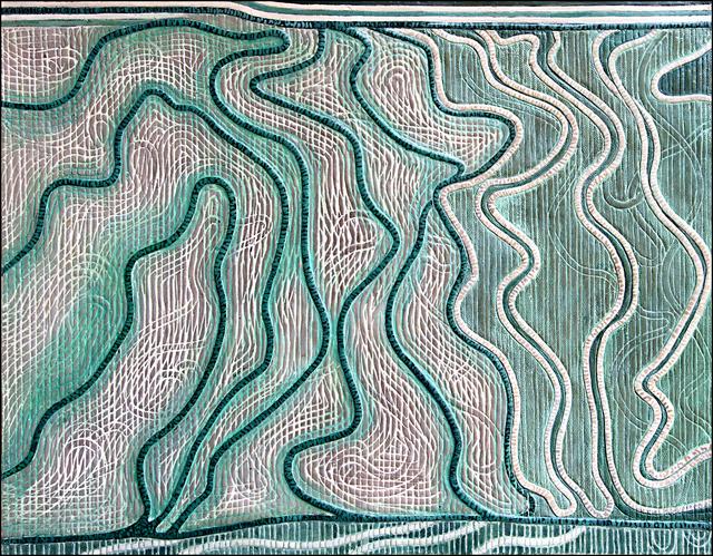 , 'Line Dance 2,' , Nüart Gallery