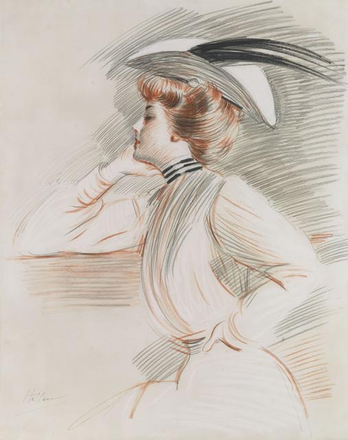 , 'Portrait d'Emily Stuart Taylor,' , Stoppenbach & Delestre