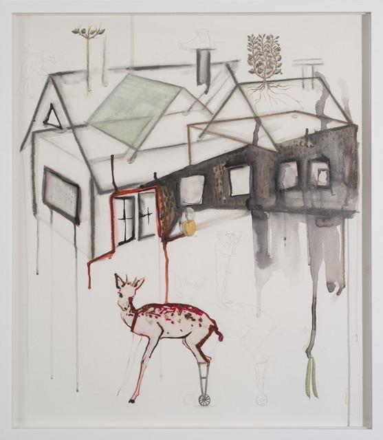 , 'Half - Home-3,' 2016, Galerie Nathalie Obadia