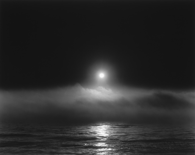 , 'Evening Clouds, Pacific Oceam,' 2012, Robert Mann Gallery