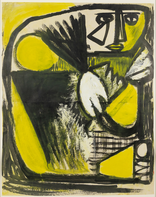 Anthony Caro, 'Figure', 1955-1956, Annely Juda Fine Art