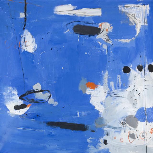 , 'Blue,' , Merritt Gallery
