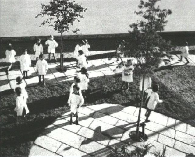 , 'Kindergarten Antonio Sant'Elia, 1932,' 1998, M - Museum Leuven