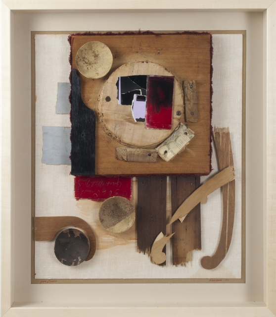 , '(untitled) Assemblage,' 1951, Thomas French Fine Art