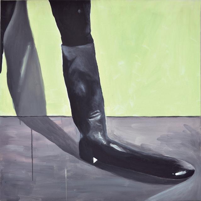 , 'Fin finala libre ! (Free at Last),' 2011, Galerie Thomas Bernard