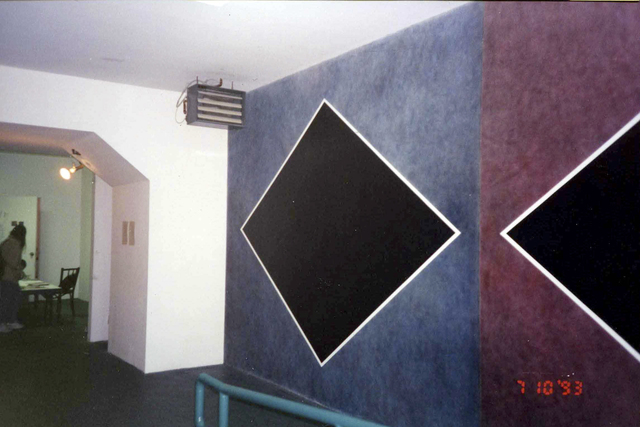 , 'Sol LeWitt: Wall Drawing #731A,' 2014, EXILE