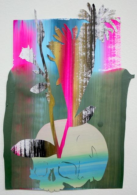 , 'Post mortem vanitas 15,' 2017, Galerie Bart