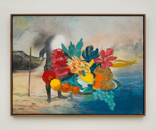 , 'Schweben,' 2017, Johannes Vogt Gallery