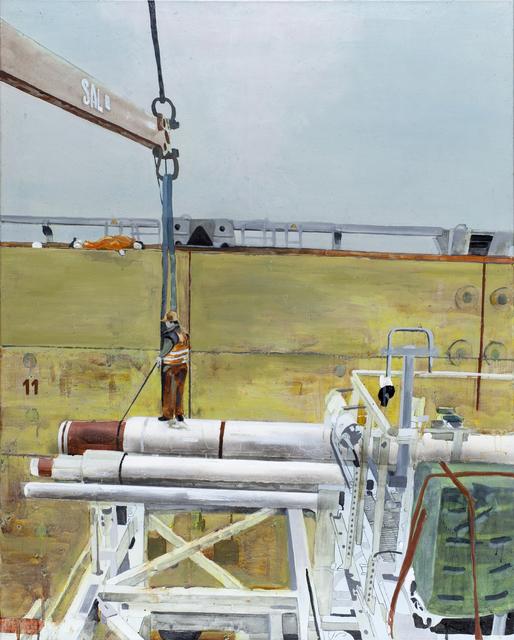 , 'Harbor 4,' 2007, Triumph