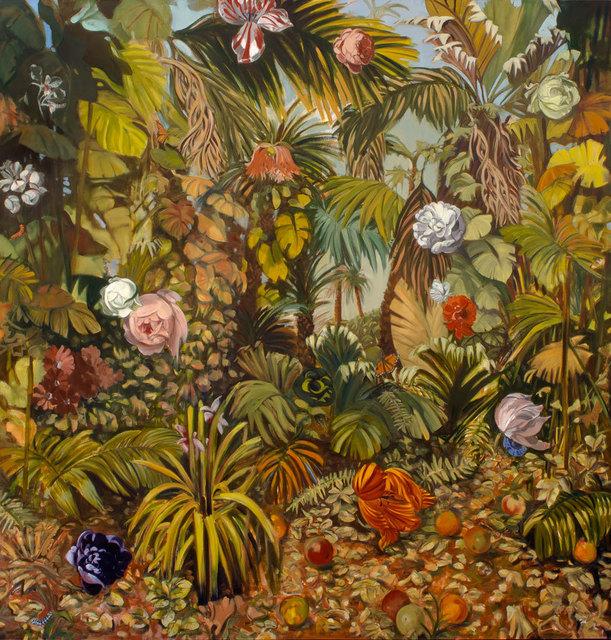 , 'Deeper II,' 2012-2014, Andra Norris Gallery