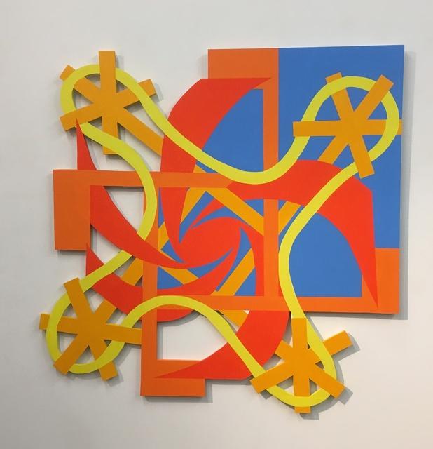 Fred Bendheim, 'El Sol', 2018, 440 Gallery