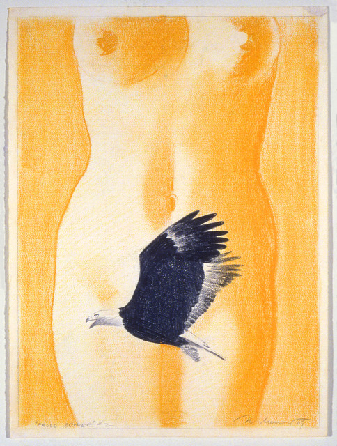 , 'Study for Small Eagle Beaver #2,' 1969, Modernism Inc.