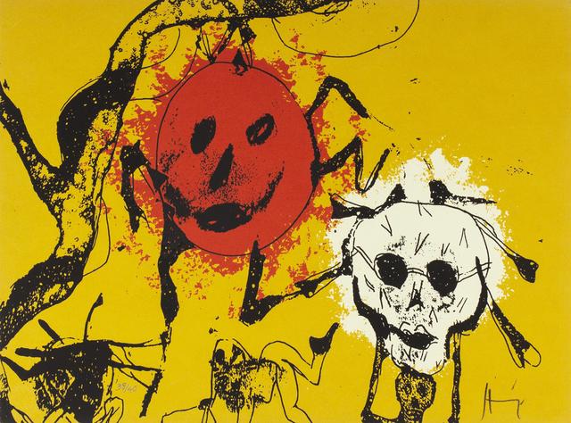 Sergio Hernández, 'Halloween', Bernardini Art Gallery & Auction House