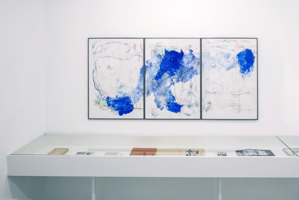 Gonn Mosny, Ausstellungsansicht, Kunstraum Innsbruck, 2017. Foto: Verena Nagl.