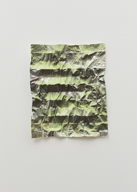Rana Begum, 'No. 930 Folded Grid', 2019, Jhaveri Contemporary