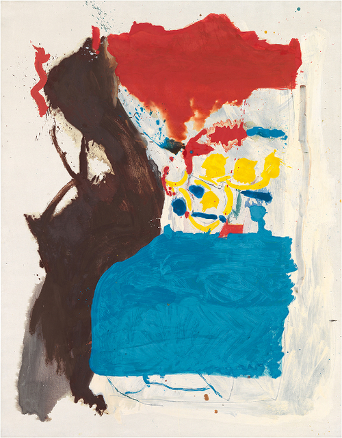 , 'Untitled,' 1959-1960, Helen Frankenthaler Foundation