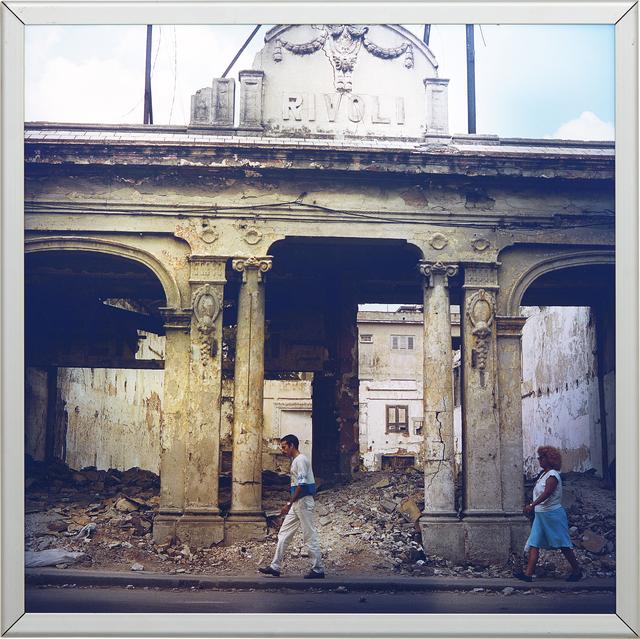 Carlos Garaicoa, 'Rivoli (The Place where Blood Flows)', 2002, Phillips