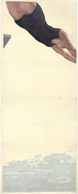 , 'Diving,' 1932, Rijksmuseum