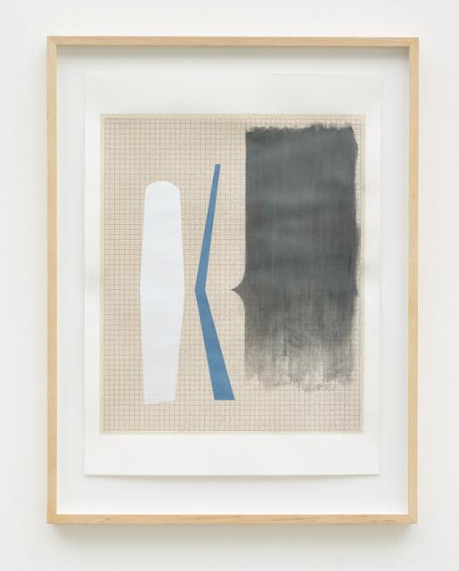 , 'Untitled (n°39),' 2017, Galerie Greta Meert