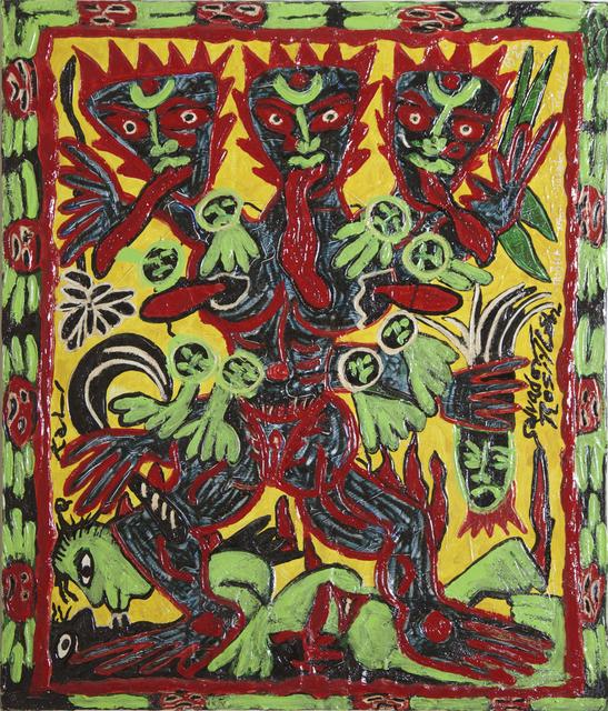 , 'Kali Yuga,' , Salomon Arts Gallery