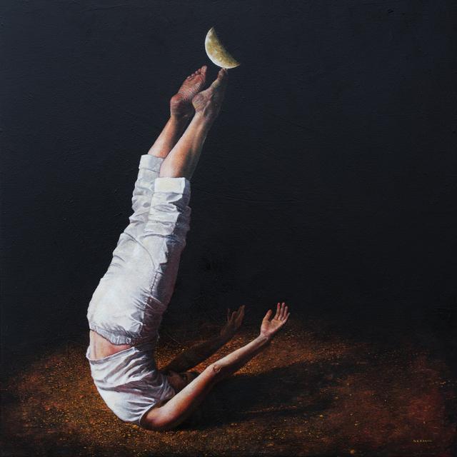 , 'Luna,' 2017, La Luz de Jesus Gallery