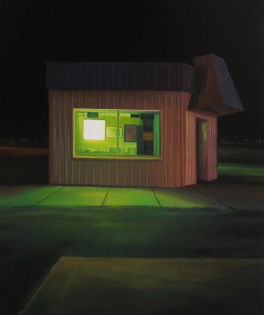 , 'Pisgah,' 2017, George Billis Gallery