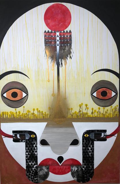 , 'Jalouse Bougainville,' 2016, Galerie SOON