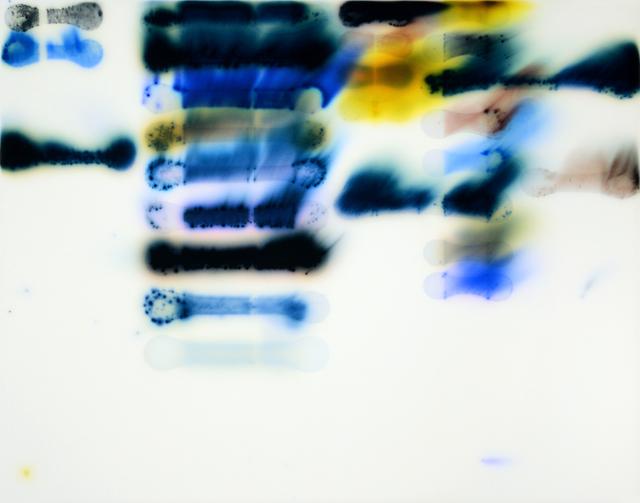 , 'Study w/ Inky Blue-Black,' 2018, Dolby Chadwick Gallery