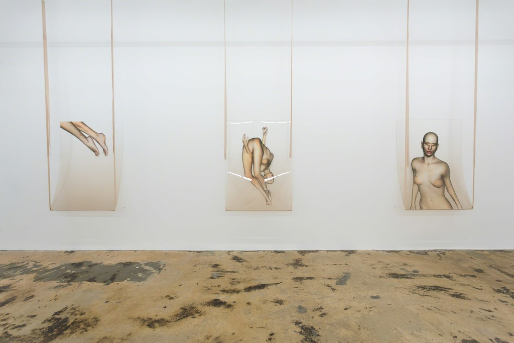 Ivana Basic, installation view
