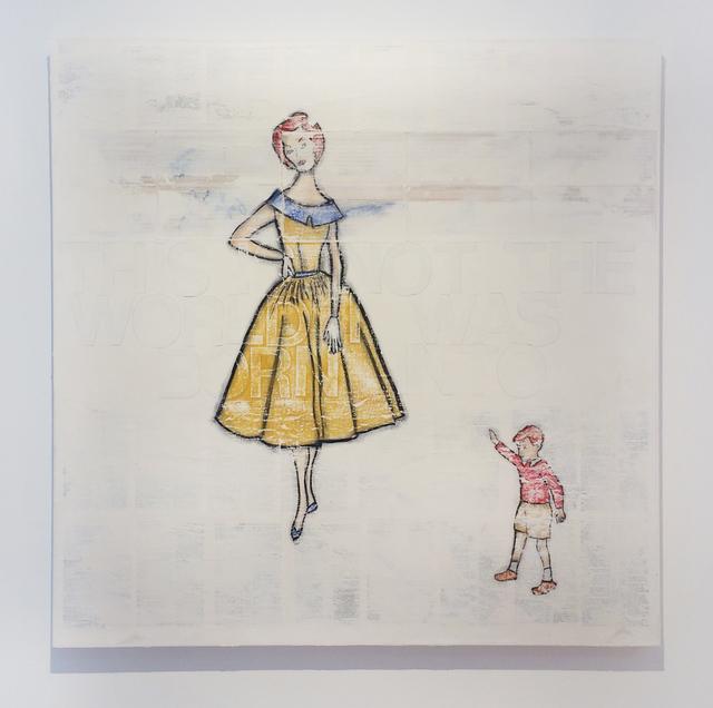 , 'True,' 2014, Octavia Art Gallery