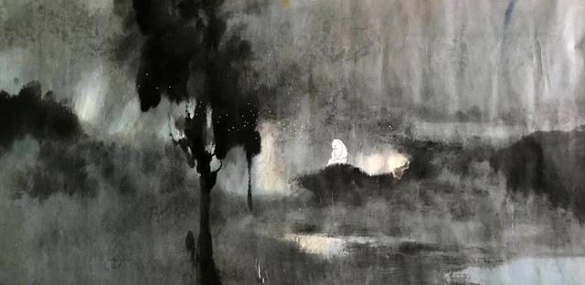 , 'Winter on Fire,' 2013, Galerie du Monde