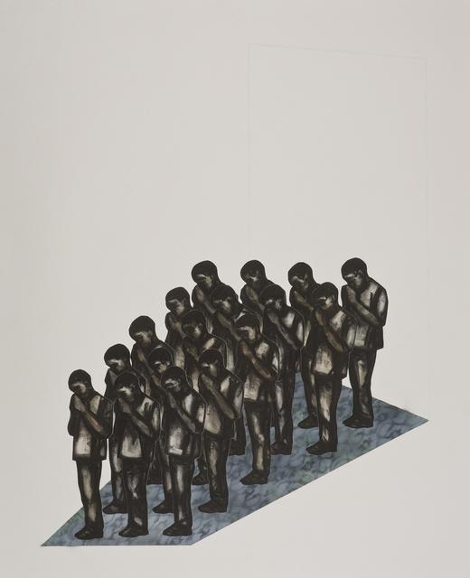 , 'Untitled IV (Positions),' 2014, ARTLabAfrica