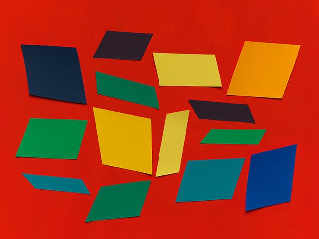 , 'Handmade: Arrangement I ,' 2016, Galeria Nara Roesler